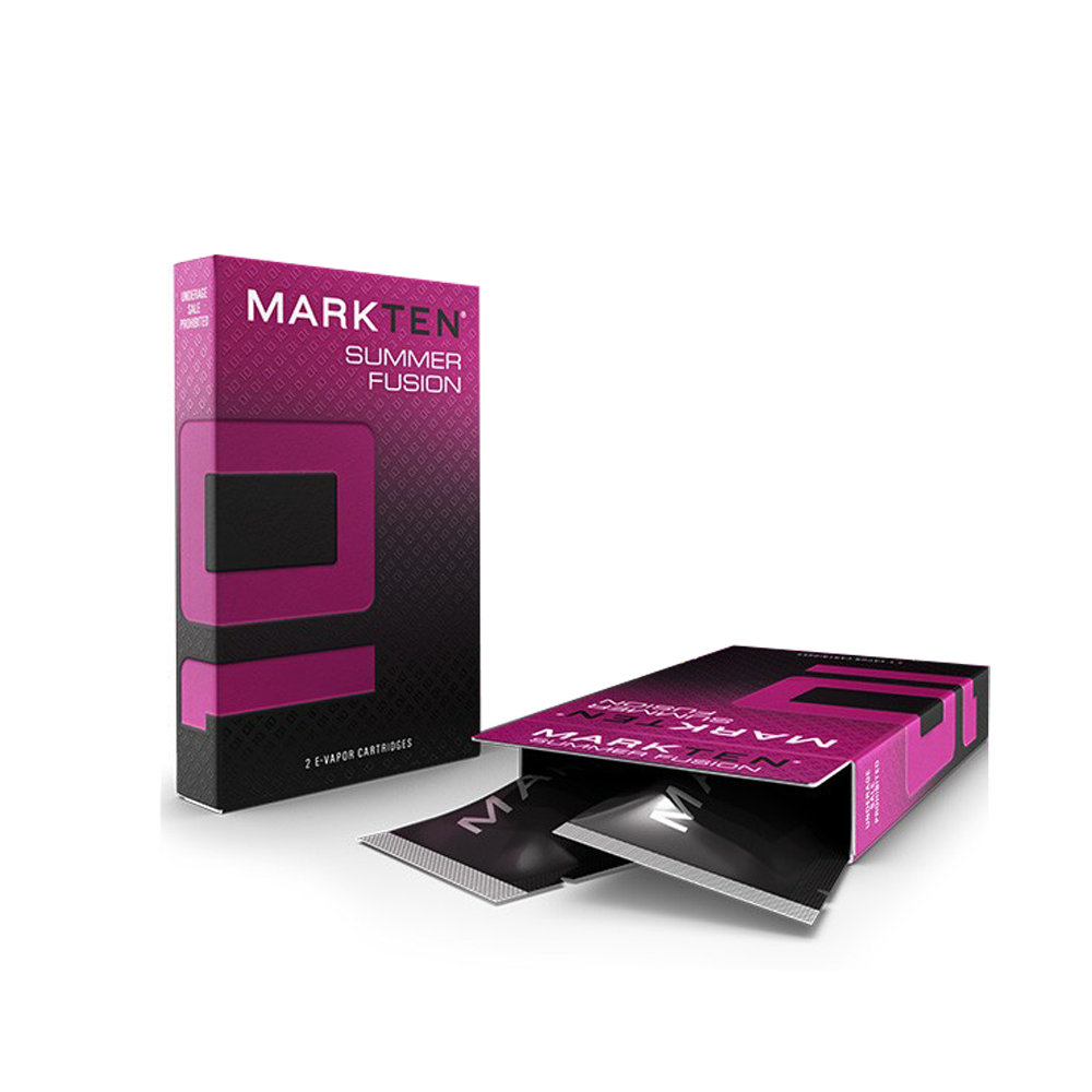 Mark 10 Summer Fusion Cartridge Refill Pack