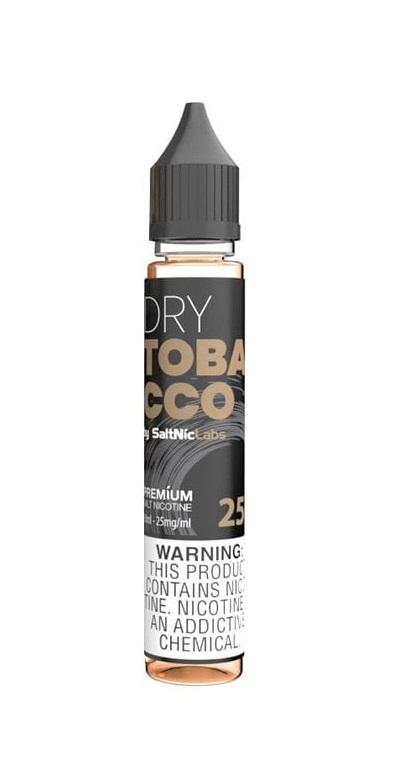 SaltNic Dry Tobacco