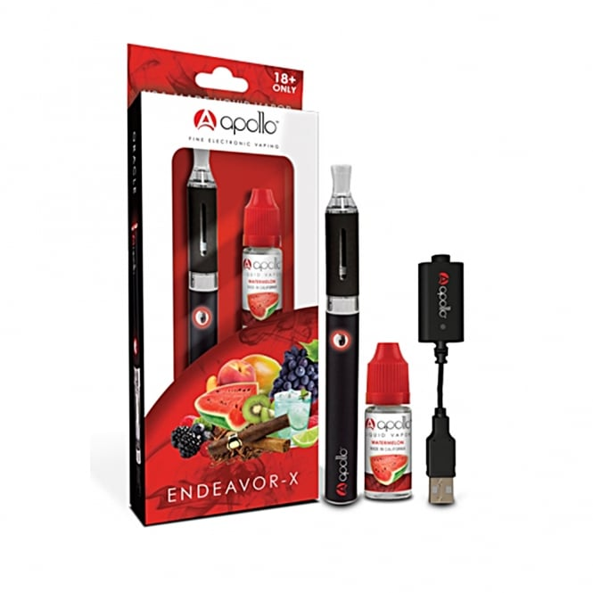 Apollo Endeavor-X E-Cigarette Starter Kit