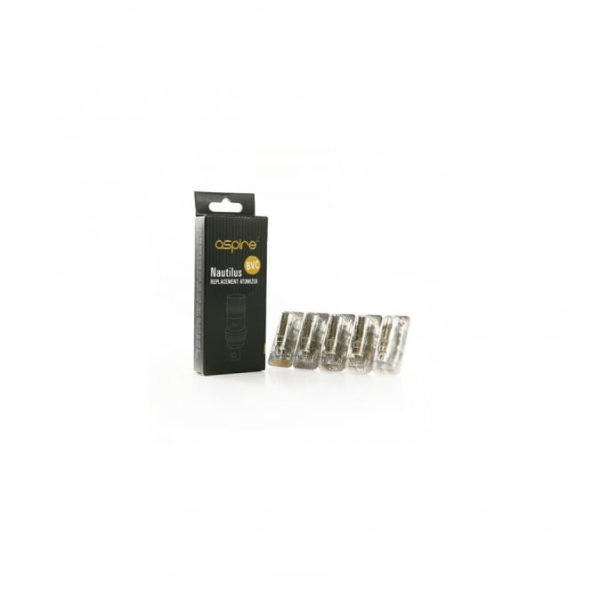 Aspire Nautilus BVC Replacement Coil Pack (5)