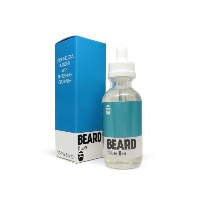 Beard Vape Co. Blue 60ml Vape Juice