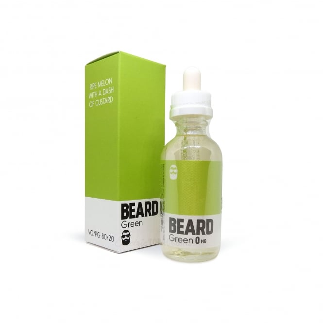 Beard Vape Co. Green E-Liquid 60ml