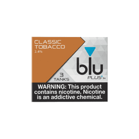 Classic Tobacco PLUS+ Flavor Tanks™