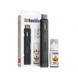 Boulder Rock E-Cigarette Kit