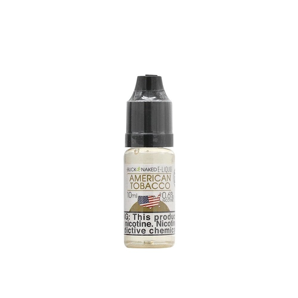 American Tobacco 10ml Vape Juice