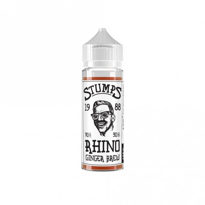 Charlie's Chalk Dust Rhino Stumps 100ml Vape Juice