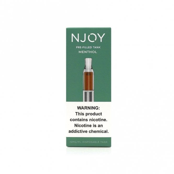 NJOY Convenience Vaping Pre-Filled Tank (Menthol)