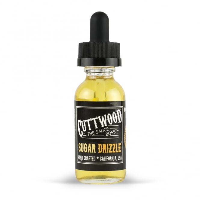 Cuttwood Sugar Drizzle 30ml E-Liquid