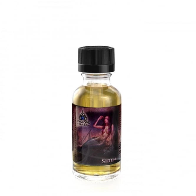 Cyclops Vapor Siren 35ml (1oz) E-Liquid