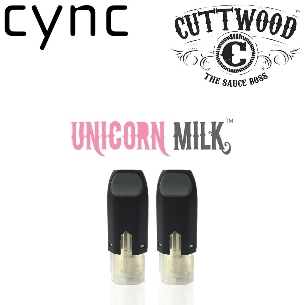Cuttwood Unicorn Milk Pods