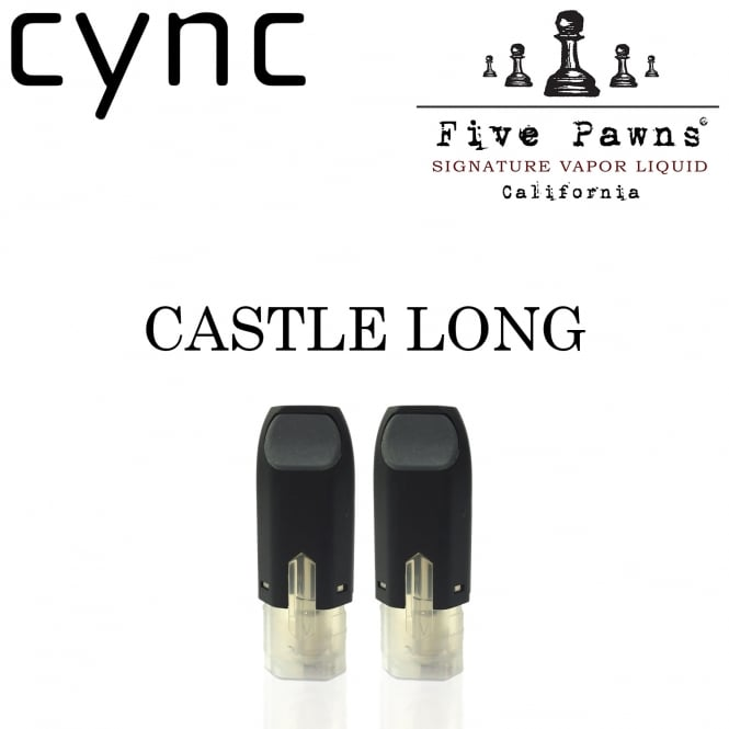 CYNC Five Pawns Castle Long Pods