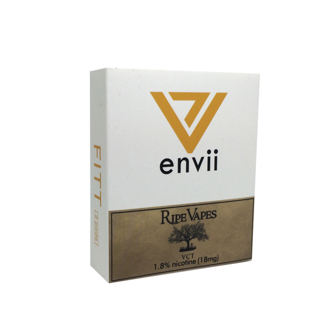 Envii Fitt VCT by Ripe Vapes Pods