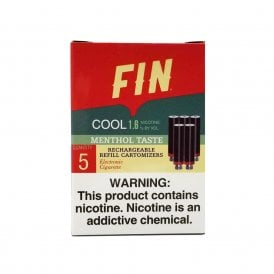 Cool Menthol Cartomizer 5-Pack | 16mg