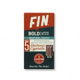 Menthol Bold Cartomizer 5-Pack | 24mg