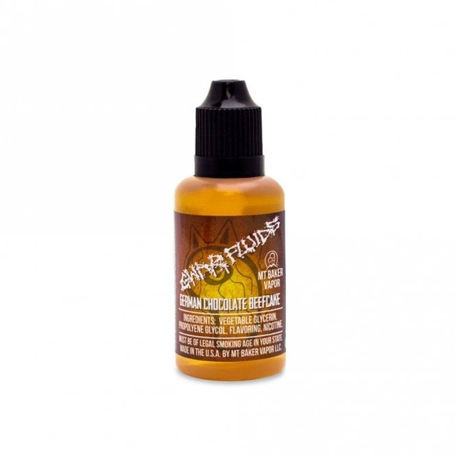 GWAR E-Juice German Chocolate Beefcake 30ml