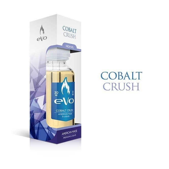 Halo Cobalt Crush 30ml E-Liquid (High VG)