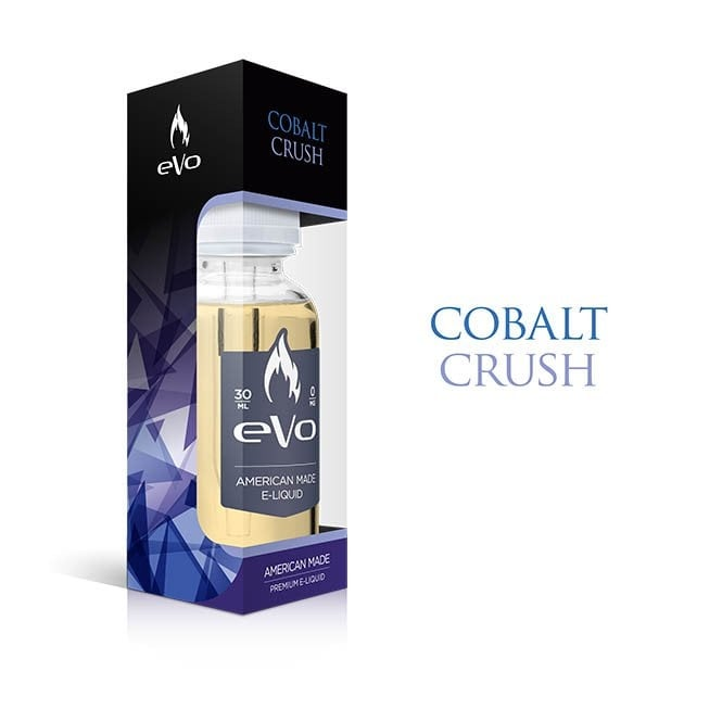Halo Cobalt Crush 30ml Vape Juice (High PG)