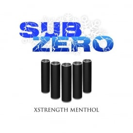 G6 Sub Zero Cartomizer Pack (5)
