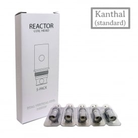 Reactor Kanthal Dual Vertical Coils