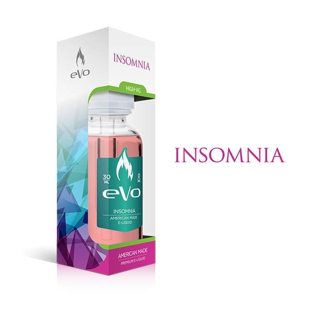 Halo Insomnia 30ml Vape Juice (High VG)