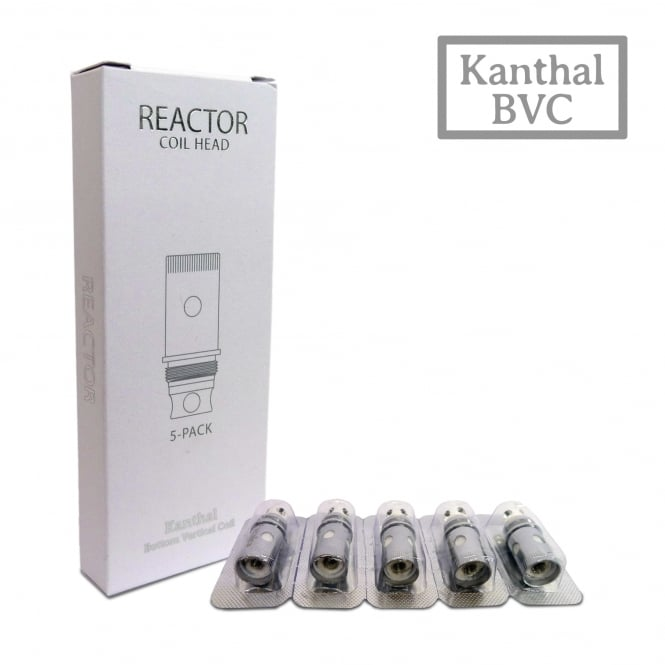 Halo Reactor BVC Coil Pack (5)