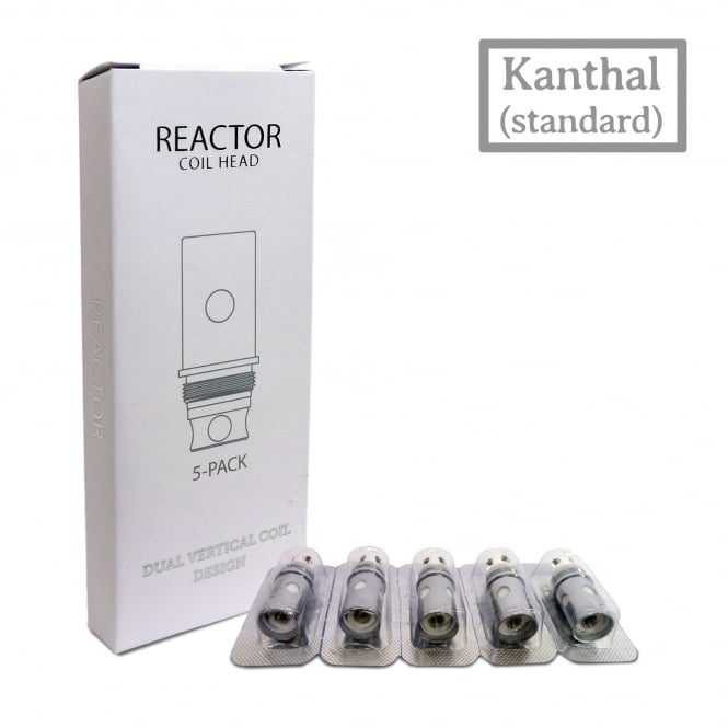 Halo Reactor Kanthal Dual Vertical Coils