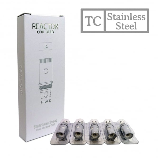 Halo Reactor Stainless Steel Temperature Sensing (TC) Coil Pack (5)