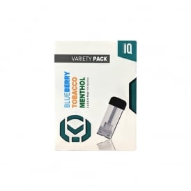 iQ Level Variety Pods (Pack of 3)