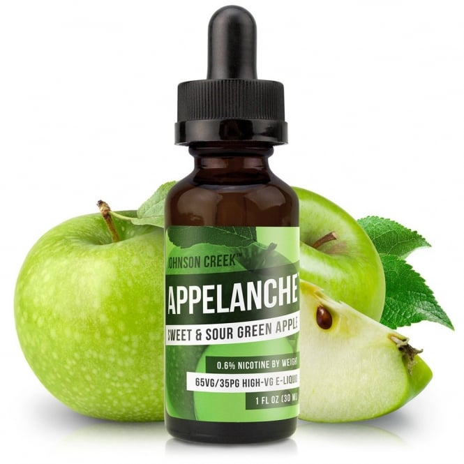 Johnson Creek Smoke Juice Appelanche 30ml High-VG E-Liquid