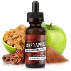 Baked Apples 30ml High-VG Vape Juice