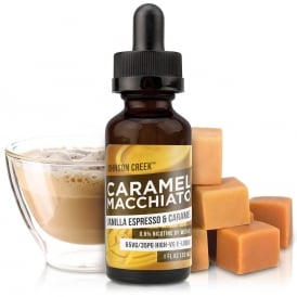Caramel Macchiato 30ml High-VG E-Liquid