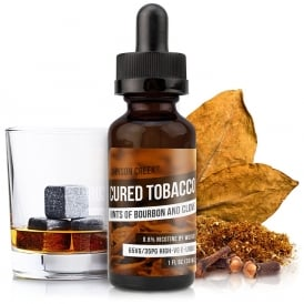 Cured Tobacco 30ml High-VG E-Liquid