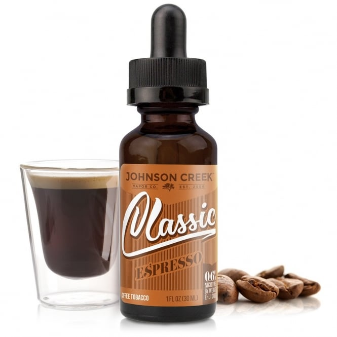 Johnson Creek Smoke Juice Espresso 30ml Vape Juice