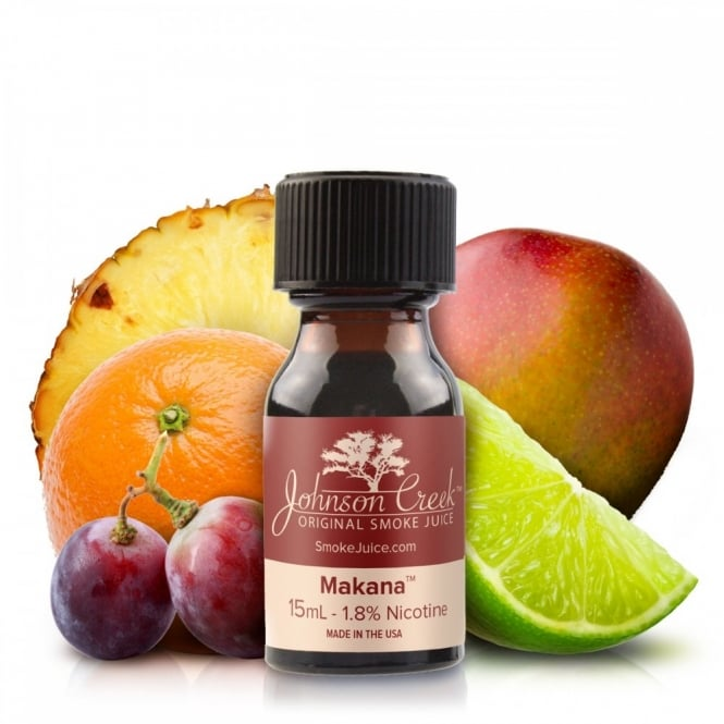Johnson Creek Smoke Juice Makana 15ml E-Liquid