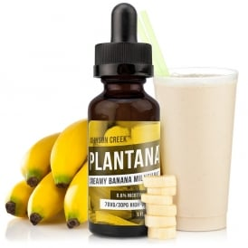 Plantana 30ml High-VG E-Liquid