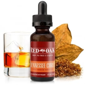 Red Oak Tennessee Cured 30ml E-Liquid