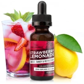 Strawberry Lemonade 30ml High-VG E-Liquid