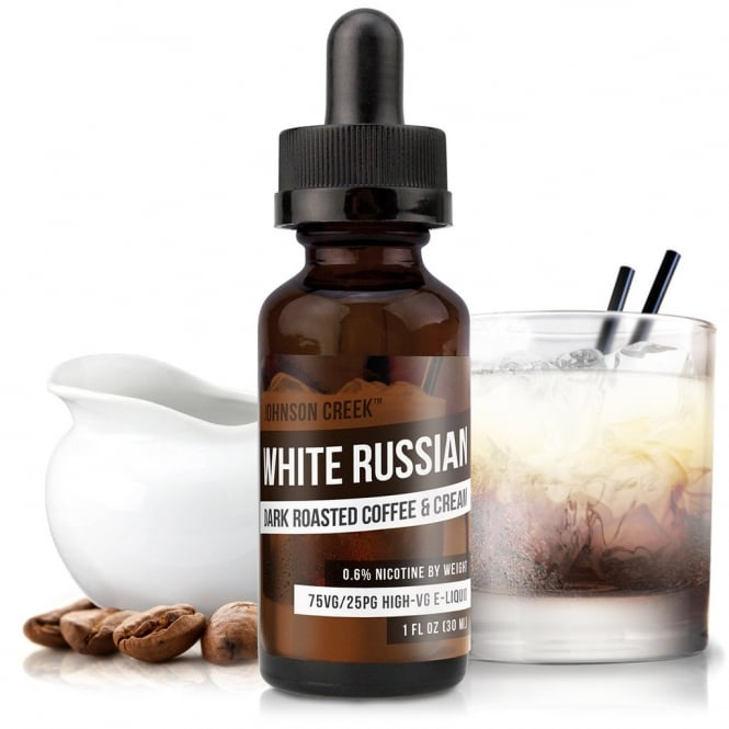 Johnson Creek Smoke Juice White Russian 30ml High-VG E-Liquid