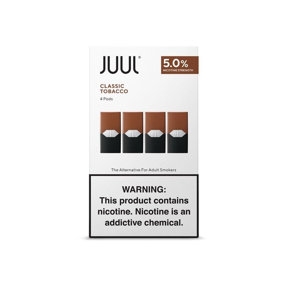 Classic Tobacco Pods