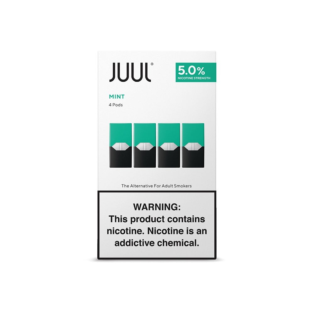 Image result for mint juul