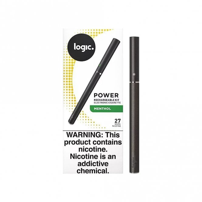 Logic E Cig Power Kit