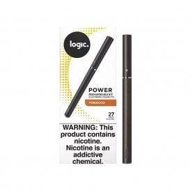 Tobacco Power Rechargeable Kit