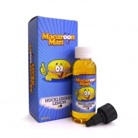 Huckleberry Lemon 60ml Vape Juice