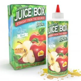Juice Box by One Mad Hit™ 180ml E-Liquid