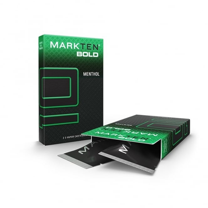 Mark 10 Bold Menthol Flavor Refill Pack