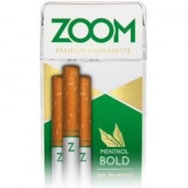 Menthol Bold Disposable E-Cigarette *3-Pack*