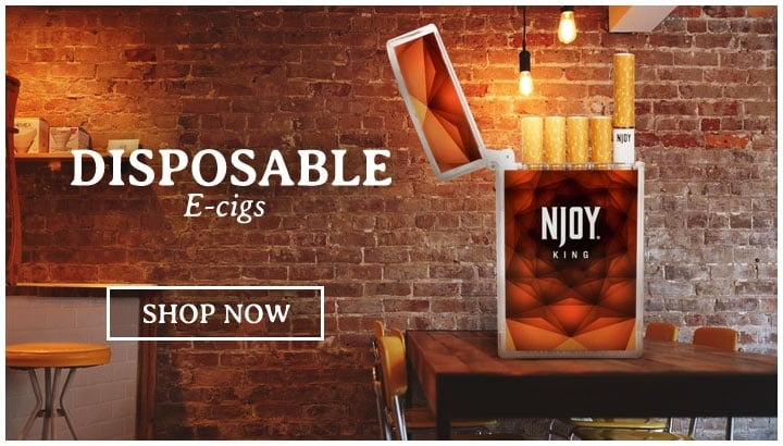 Disposable e-Cigs