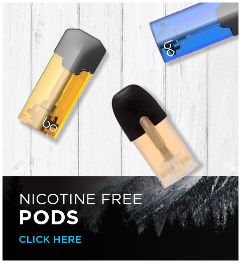Nicotine Free Vape | Electric Tobacconist