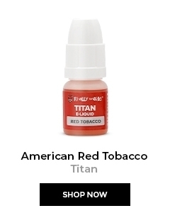 Totally Wicked USA | Exclusively at Electric Tobacconist