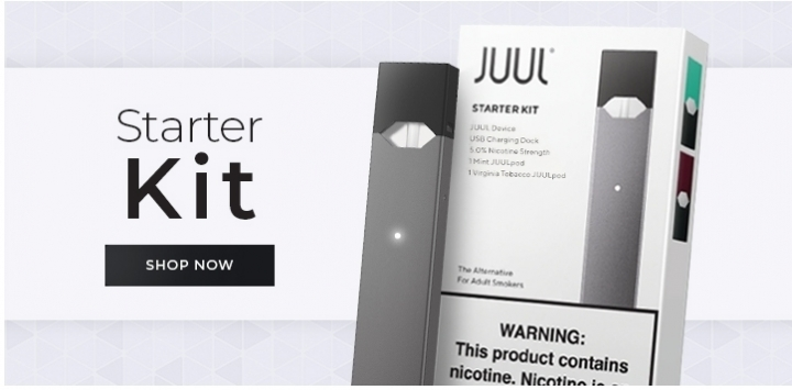 JUUL Vape Buy Online | Electric Tobacconist | Paypal Accepted